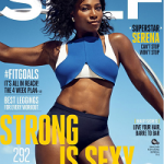 Serena Williams Covers The September 2016 Issue Of Self Magazine