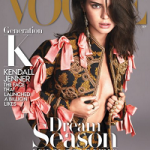 Kendall Jenner Covers The September 2016 Issue Of Anna Wintour Vogue Magazine