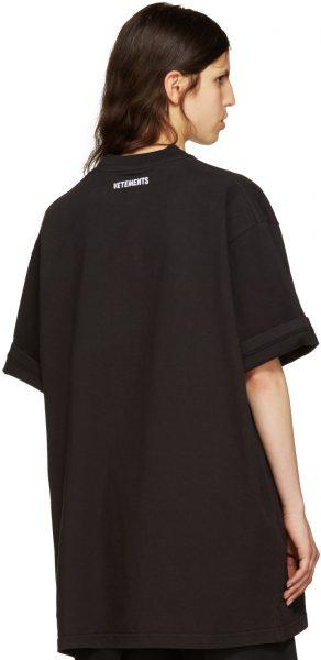 1e4de6151 DJ Boof Spotted In A Vetements Black Snoop Dogg Tee-Shirt ...