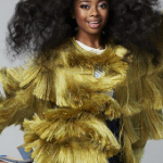 Disney Channel Actress Skai Jackson For Paper Magazine