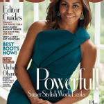 First Lady Michelle Obama Covers The October 2016 Issue Of InStyle