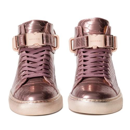 jon-buscemi-womens-100mm-metal-python-rose-gold-sneakers-4