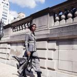 Fashion Model Riley Montana For Harper's Bazaar October 2016 Issue