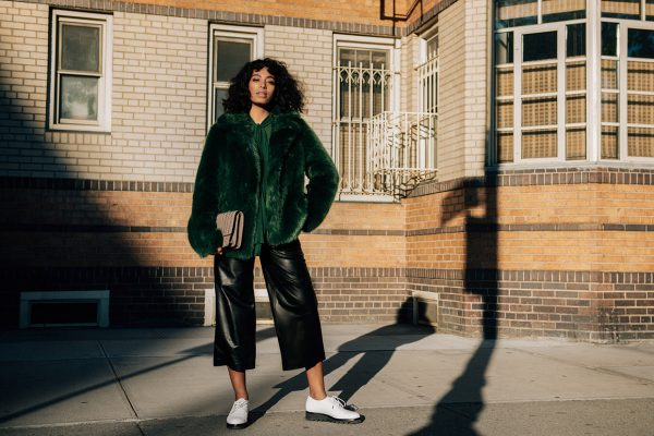 Solange Knowles Is The Face Of Michael Kors' New Street Style Campaign 4