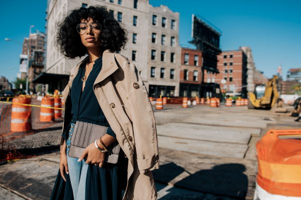 Solange Knowles Is The Face Of Michael Kors' New Street Style Campaign 5