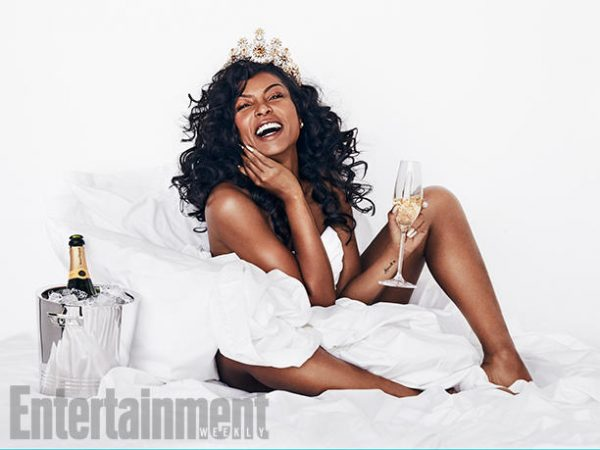 Taraji P. Henson Covers Entertainment Weekly 2