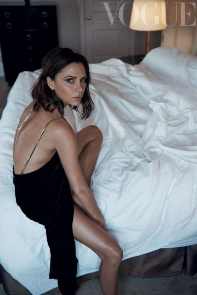 Victoria Beckham Is British Vogue's October 2016 Cover Star 3