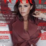 Victoria Beckham Is British Vogue's October 2016 Cover Star