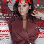 Victoria Beckham Is British Vogue's October 2016 Cover Star