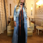 Milan Fashion Week: Ciara Attends Peter Dundas' Roberto Cavalli Spring 2017 Ready-To-Wear Show