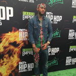 Harlem's Dave East Outfitted In A $4,500 Alessandro Michele Gucci Ensemble