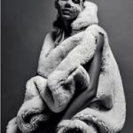 Fashion Model Binx Walton For i-D Magazine Fall 2016