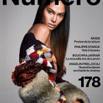 Fashion Model Joan Smalls Covers Numéro Magazine