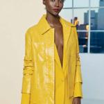 Fashion Model Riley Montana For Allure November 2016
