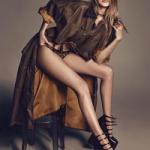 Fashion Model: Gigi Hadid For Vogue Japan November 2016