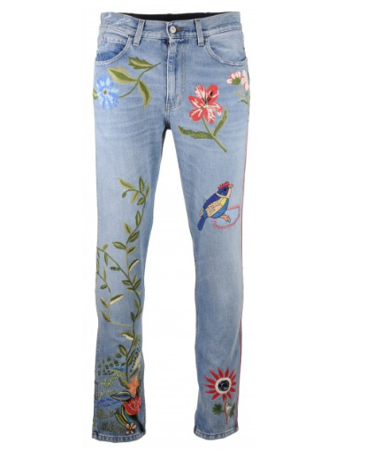 gucci-embroidered-nature-denim-jeans1