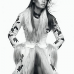 Full Editorial: Fashion Model Joan Smalls For Numéro Magazine