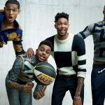 NBA Style: Jordan Clarkson, D'Angelo Russell, Brandon Ingram, Julius Randle, Karl-Anthony Towns, DeMarcus Cousins, Andre Drummond & Aaron Gordon For GQ