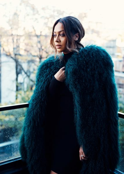 Lala Anthony For Coveteur; Talks Style, The Current State Of