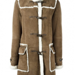 Fall/Winter Outerwear: Liska Shearling Duffle Coat