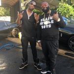 Gucci Manes Draped In Balmain