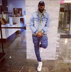 ead4d8fa93f NBA Style  LeBron James Wears A John Elliott Men s Mercer Cotton Hooded  Sweatshirt