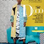 Aliane Uwimana Covers Madame Figaro