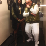 Her Shoe Game Is Something Serious: Remy Ma's Louis Vuitton Laureate High Boots