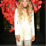 Ciara Celebrates Revlon's Global Brand Ambassador Launch In An Ensemble From Houghton's Fall 2017 Collection; Lala Anthony In Attendance