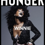 Fashion Model Winnie Harlow For Hunger Magazine