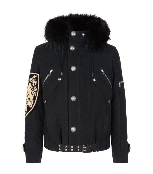 balmain-fur-trim-parka-jacket