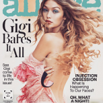Gigi Hadid Is Allure's December 2016 Cover Star; Styles In Gucci, Valentino & Southpaw