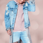 Model Jordan Barrett Stars In Forever 21's 2016 Holiday Campaign