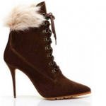Rihanna, Manolo Blahnik Team Up Again For Winter Boots