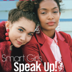 Rowan Blanchard & Yara Shahidi Cover Teen Vogue's December Issue