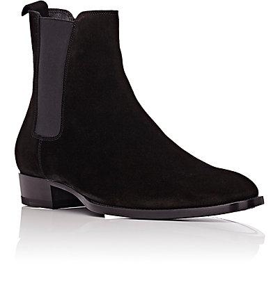 saint-laurent-mens-suede-hedi-chelsea-boots1