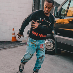 Passion For Fashion: Slim Jxmmi Draped In $2,900 Worth Of Alessandro Michele's Gucci Clothes