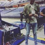NBA Fashion: Andrew Wiggins Outfitted In Daniel Patrick, Rag & Bone & Balenciaga