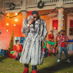 Gucci Mane Draped In Fur & Rocked A Pair Of Maison Margiela Future High Top Sneakers