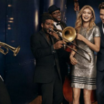Gigi Hadid & Francisco Lachowski Star In Tommy Hilfiger's 2016 Holiday Campaign