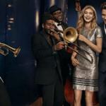 Gigi Hadid & Francisco Lachowski Star In Tommy Hilfiger's 2016 Holiday Campaign