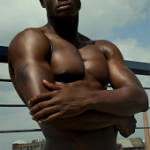 Fashion Model Brandon Harris For Love Sexo Magazine