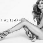 Gigi Hadid Poses Nude In Stuart Weitzman's Spring 2017 Ad Campaign
