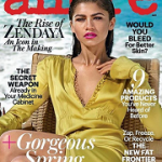 Zendaya Is Allure's January 2017 Cover Star; Styles In Emilio Pucci, Dior & Mugler
