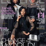 Octavia Spencer, Taraji  Henson & Janelle Monáe Cover The February 2017 Issue Of ESSENCE Magazine