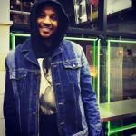 NBA Style: Carmelo Anthony Wears A Lanvin Blue Mix Match Denim Jacket
