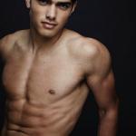Photoshoot: Model Torin Verdone