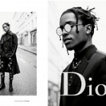 A$AP Rocky Is The Face Of Dior Homme's Spring/Summer 2017 Campaign