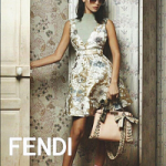 Bella Hadid Is The Face Of Fendi's Spring/Summer 2017 Ad Campaign