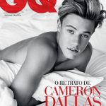 Cameron Dallas For GQ Portugal February 2017